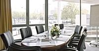 Salle de réunion de l'hôtel Mercure Paris-La Villette