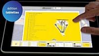 Tablettes : créer une présentation produit efficace