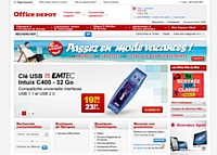 Office Depot ouvre un nouveau point de vente.