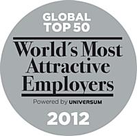 Découvrez les 50employeurs les plus attractifs au monde
