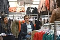 16 candidats ont été initiés à la vente dans une boutique parisienne de la marque Jacqueline Riu.