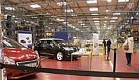 Une usine du groupe Chassis Brakes International près d'Angers a organisé une journée portes ouvertes.