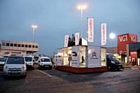 Citroën prospecte sur les parkings