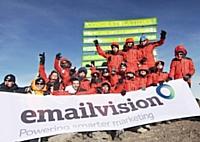 Challenge : des commerciaux viennent à bout du Kilimandjaro