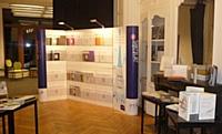 Le premier showroom éphémère d'Antalis, à Lille le 25 octobre.