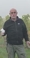 Alain Griaud, ancien directeur commercial devenu producteur de Monbazillac.