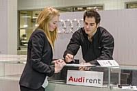 Audi Rent sera disponible dans 11 villes françaises.