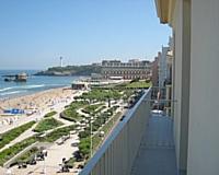 Une réunion en bord de plage à Biarritz
