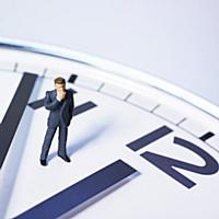 50 % du temps de travail des chefs des ventes ne serait pas productif.
