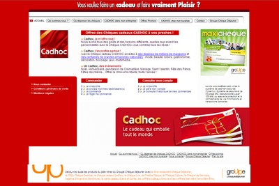 carte cadhoc amazon sur internet