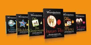 Wonderbox lance plusieurs gammes de nouveaux coffrets.