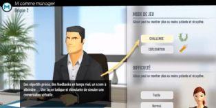 Un serious game créé par les entreprises pour les managers