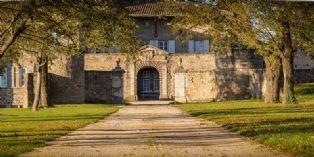 Le Château de la Gallée près de Lyon.