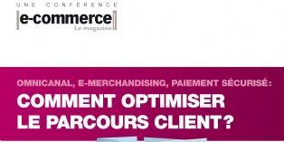 Une journée de conférence E-commerce consacrée au parcours client