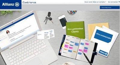 Allianz met les internautes dans la peau de commerciaux