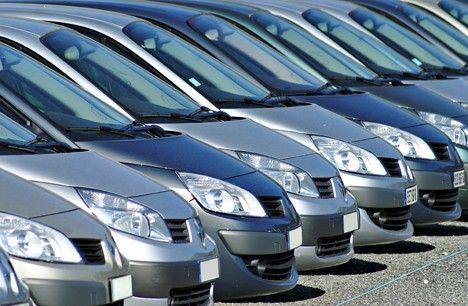 Automobile: la location courte durée relativement stable
