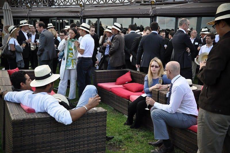QlikTech emmène ses partenaires à Roland Garros