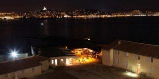 La vue depuis les Terrasses de Monte Cristo