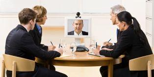 Les réunions virtuelles, une réalité?