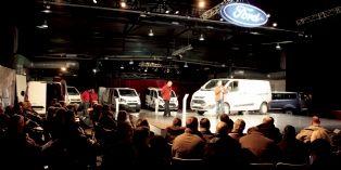 Ford rassemble ses commerciaux dans les coulisses du marché de Rungis