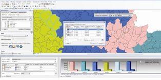 Esri aide les managers à optimiser leur couverture du territoire