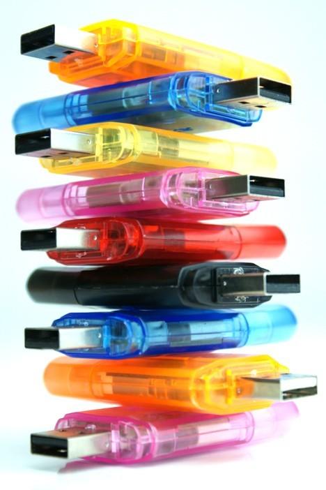 Une clé USB connectée à un ordinateur professionnel peut être consultée librement par l'employeur