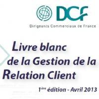 Le CRM au coeur d'une nouvelle publication des DCF