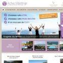 Active-Meetings.fr est un nouveau site dédié à l'organisation de séminaires.