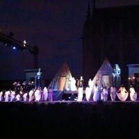 Kompass International invite ses clients à l'opéra en plein air