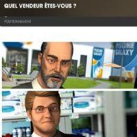 KTM Advance propose aux commerciaux de perfectionner leurs techniques de vente via un serious game.