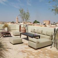 Le riad Charlott', à Marrakech, s'ouvre aux entreprises.
