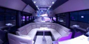 Lyon : une soirée événementielle dans un bus