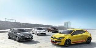 La gamme Mégane adopte la nouvelle identité Renault