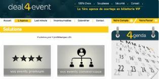 Deal4event négocie vos accès VIP à des événements sportifs