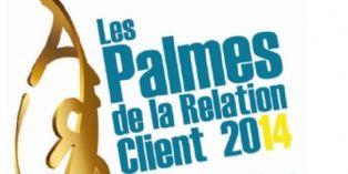 Palmes de la Relation Client : les résultats de l'année 2014