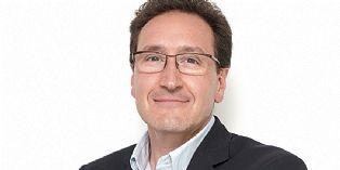 Bruno Buffenoir, vice-président - directeur général des ventes de HP France