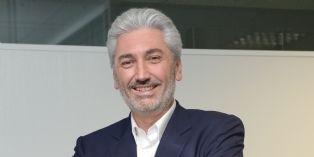 Christian Blanc, directeur général commercial de Ciments Lafarge France