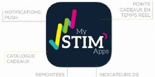 Kalidea Pulse lance MyStim'Apps