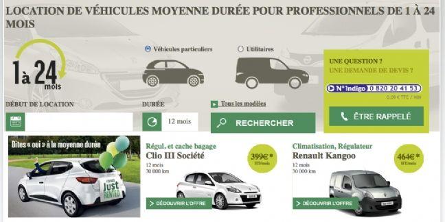 Arval France lance une offre de location moyenne durée