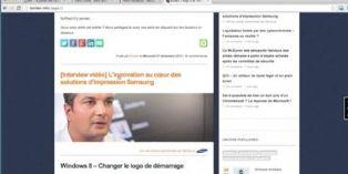 [ÉTUDE DE CAS] Samsung teste le native advertising
