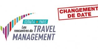 Les Rencontres du Travel Management : Changement de date