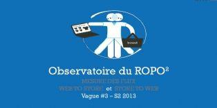 L'observatoire du Ropo confirme la prépondérance du parcours client omnicanal