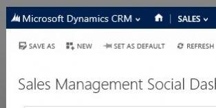 Microsoft Dynamics CRM se voit doté de trois nouveaux modules.