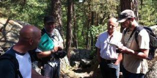 Team building : survivre en forêt