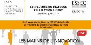 La relation client fait débat à l'Essec Business School