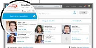 LinkedIn améliore la prospection commerciale