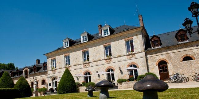 Nouveau centre de séminaires au Domaine du Barive, en Picardie