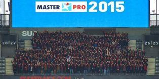 Quand Master Pro fédère son réseau au Stade de France