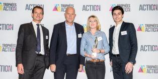 [Trophées ActionCo 2015] Strada Marketing fait vivre une expérience clients conviviale aux clients de Nivea