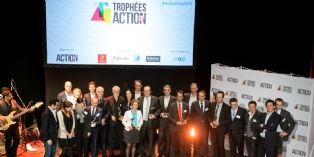 [Trophées ActionCo 2015] Impact Sales & Marketing et Démosthène, ex æquo !